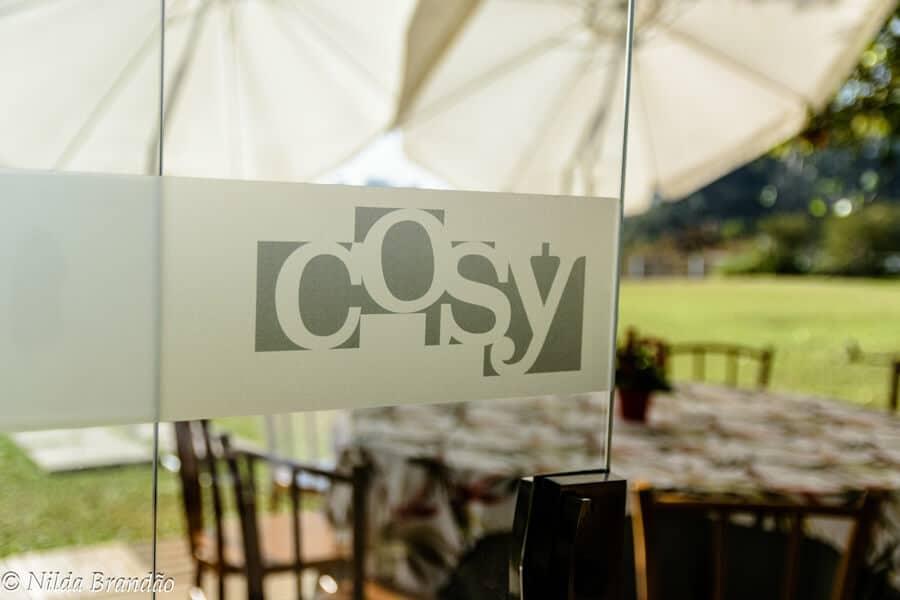 Cosy – um espaço diferente
