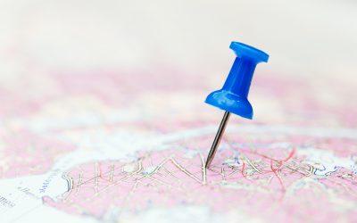 Como a localização de um espaço para eventos pode contribuir com a sua reunião