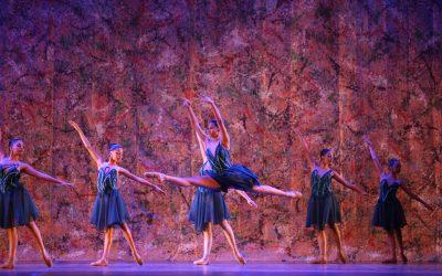 Arte na Cosy: Ballet Paraisópolis faz celebração na Sala Gramado