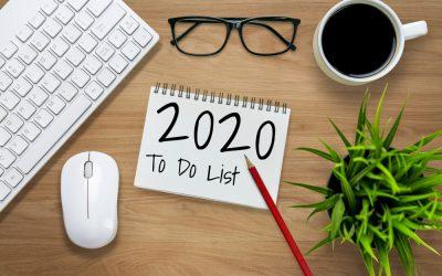 Planejamento: confira dicas para definir metas e organizar sua rotina em 2020