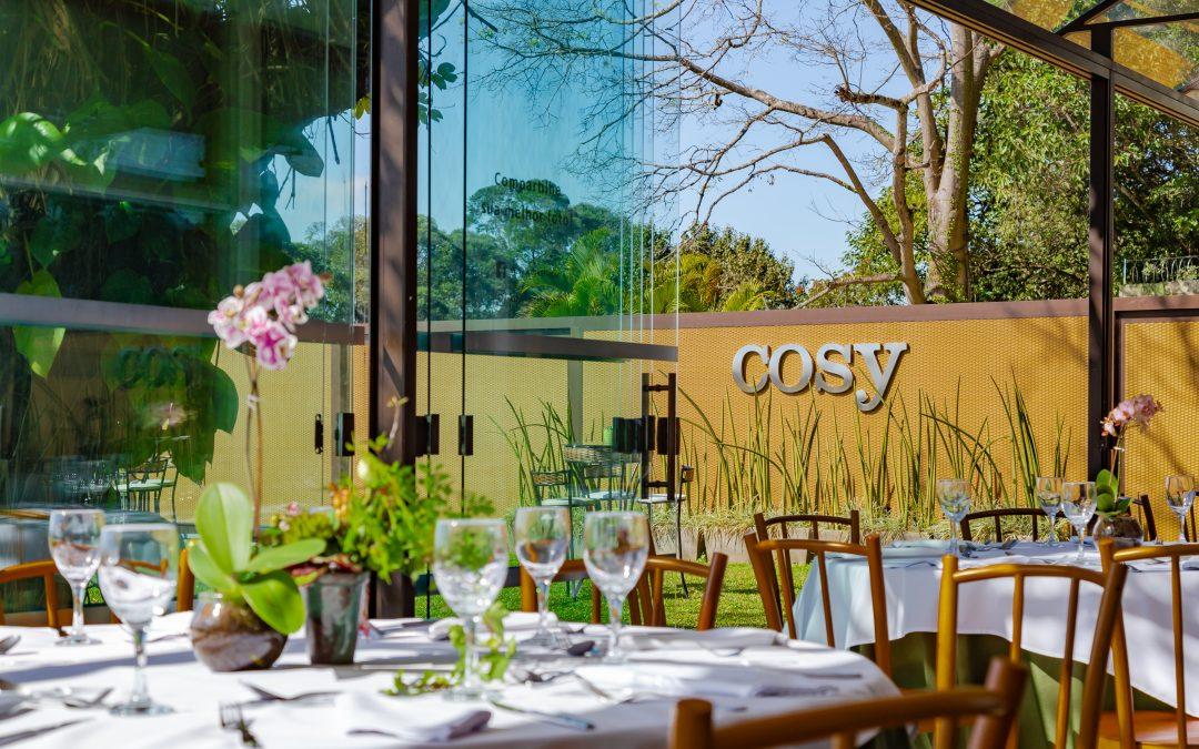 Cosy: conheça nossos cinco restaurantes charmosos e exclusivos