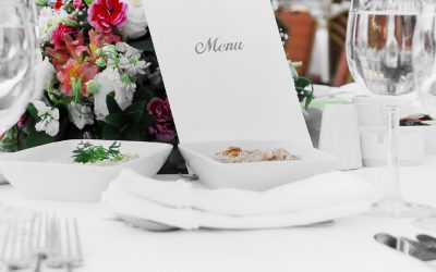 5 dicas para escolher o menu do seu evento