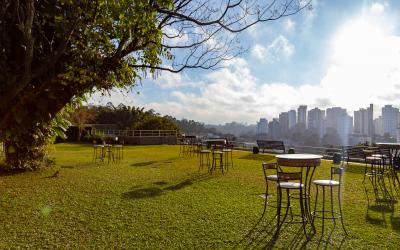 Porque a Cosy se tornou uma opção diferenciada para eventos corporativos em São Paulo?