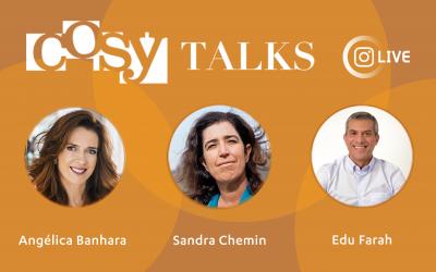 Cosy Talks: Espaços corporativos e a relação das pessoas com seu local de trabalho