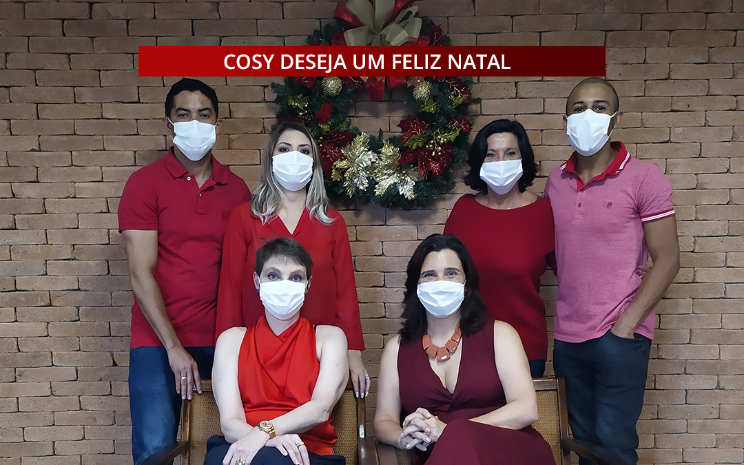 Cosy deseja um Feliz Natal!