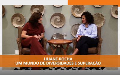 Um bate papo diferente com Liliane Rocha